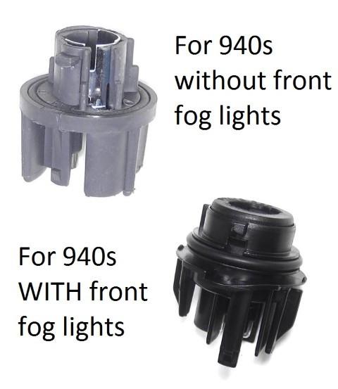 Volvo 940 Turn Signal Socket Bulb Holder Voluparts