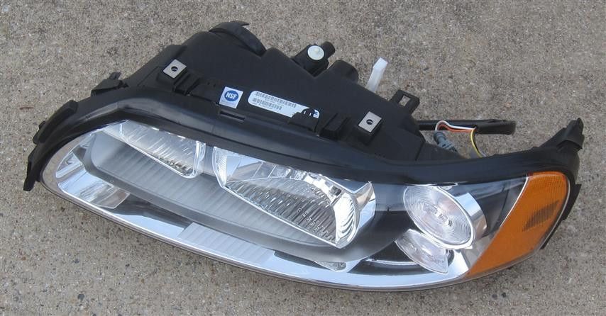 Volvo S60 Headlight Assembly 2005 2006 2007 2008 2009