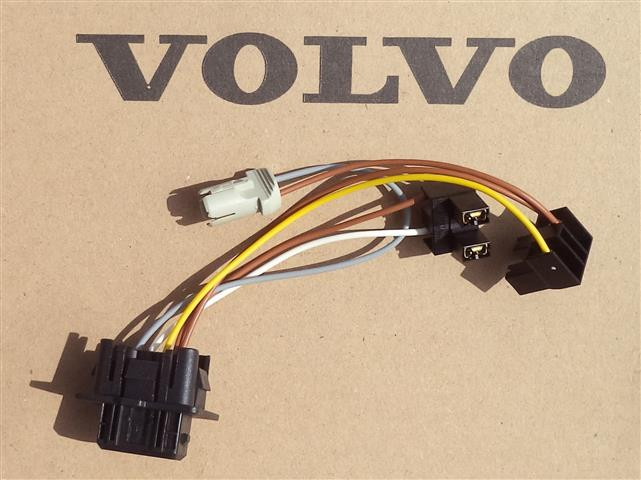 Volvo V70 Headlight Wiring Harness (1998-2000) | Voluparts | Volvo Headlight Wiring Harness |  | Voluparts Online Store