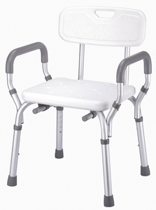 Photo of a bath chair