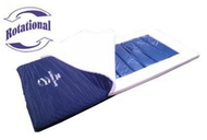 Telemade ComfortZone Gel Foam Rotational Mattress Overlay