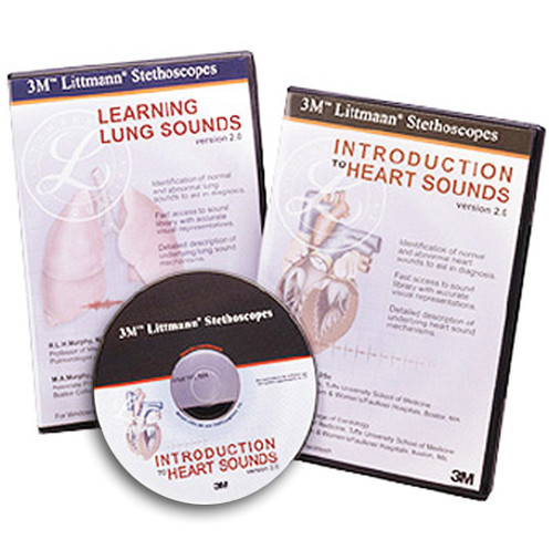 3M Littman Learning Software - Learning Lung Sounds