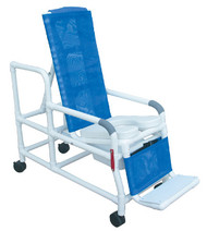 MJM Tilt-N-Space Shower/Commode Chair