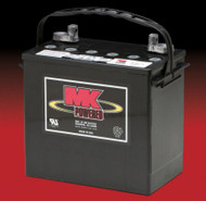 MK Sealed Light Duty AGM Battery - One Pair - M22NF SLD A