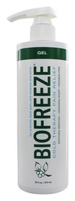 Biofreeze Pump Bottle - 16 oz