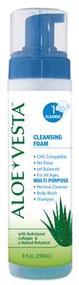 ConvaTec Aloe Vesta Cleansing Foam - 8 oz
