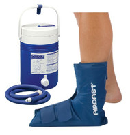 Aircast Cryo/Cuff Gravity Cooler - Ankle