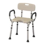 Nova Bath Seat with Arms & U-Shaped Cutout