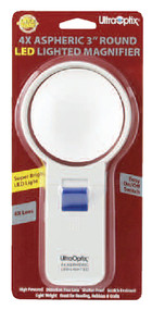 "Lighted Magnifier - 3"" Round"