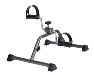 Drive Pedal Exerciser with Silver Vein Finish
