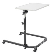 Drive Pivot and Tilt Adjustable Overbed Table Tray