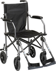 Drive Travelite Transport Wheelchair in a Bag