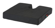 "Nova Gel Foam Coccyx Wheelchair Cushion - 16"" x 16"""