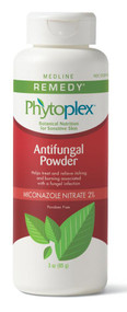 Medline Remedy Phytoplex Antifungal Powder - 3 oz