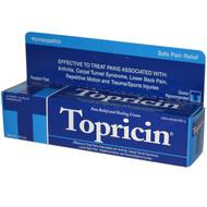 Topricin Pain Relief Cream, 2 oz. Tube