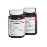 "Cardinal Health Plain Packing Strip, 1/2"" x 5 yds"