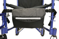 Diestco Down-In-Front Underseat Bag for Wheelchairs