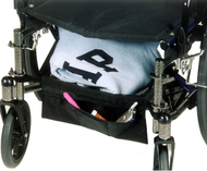 Diestco Cargo Shelf Underseat Bag for Manual Wheelchairs