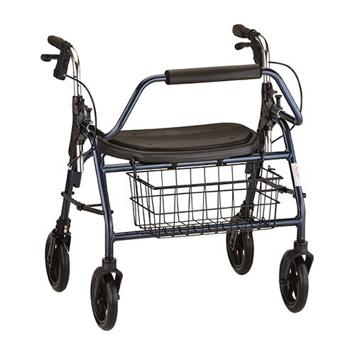 Nova Mighty Mack Heavy Duty Rolling Walker in Rowlett at ACG Medical Supply