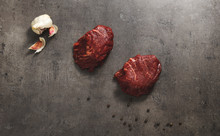 32 DAYS DRY-AGED HERITAGE BREED FILLET STEAK - 2 x 170G