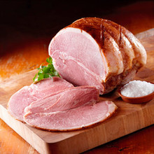 Cumberland Traditional Dry-Cured Whole Ham off the Bone - 7kg