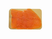 The Old Smokehouse - Cumbrian Smoked Salmon Packs - 4 x 100g