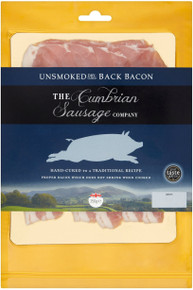 Unsmoked Dry-Cured Bacon
