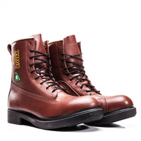 Royer All Leather Conductive Safety Boots