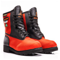 Royer Chainsaw Boot With Ballistic Nylon Protection