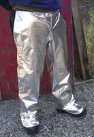 Our AL or ACK chaps provide ample coverage to protect from high heat, molten splash, or chemical contact.