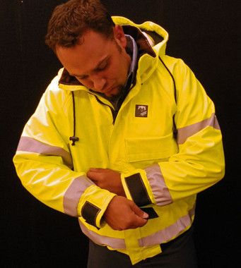 Grizzly Wear™™ is a tough line of PPE FR clothing we developed to allow the wearer to gauge his or her own weather condition needs and to allow full customization to be applied.
