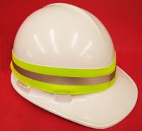 Hard Hat Hi-Visibility Reflective Safety Band Snappy Strap