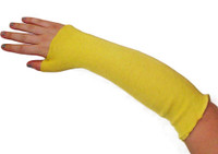 Our arm guard sleeve is made to withstand high heat rated up to 700 degrees Fahrenheit and will not melt or drip creating a perfect protection barrier in many hot or cold environments.