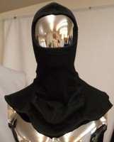 Our balaclava style hood is made from FR CarbonX®, is lightweight, wicks moisture and dries quickly.