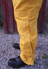 Nomex® leg zippers allow easy access to boots.