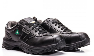 Royer Work Shoes offer Steel Protective Toecaps and Non-Metallic Puncture Resistant Insoles.