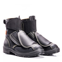 """Royer's 8"""" metal free boot is designed for the Metallurgical Industry.  Made of Waterproof full-grain leather and sewn with DuPont™ Kevlar® thread."""