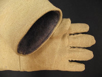 High Heat PBI Glove with Double Layered Palm