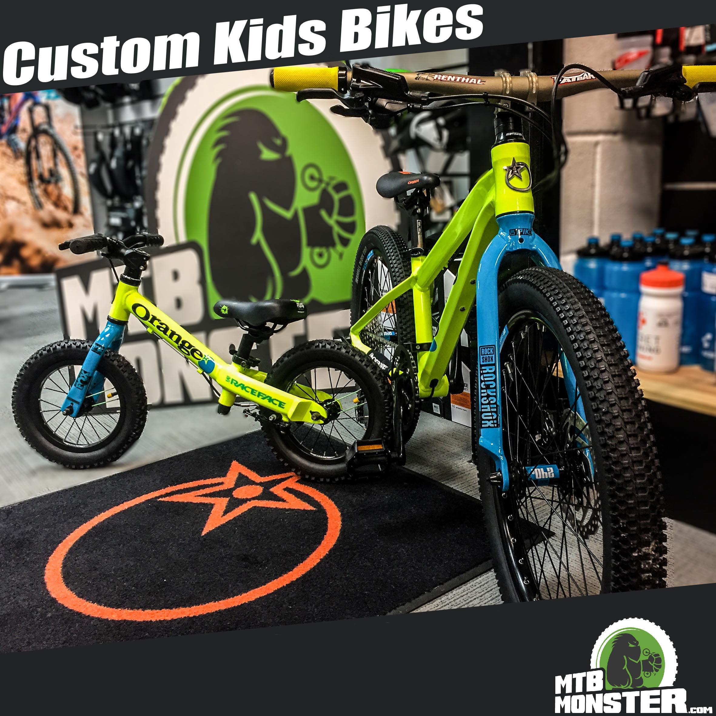 Custom Kids Bikes