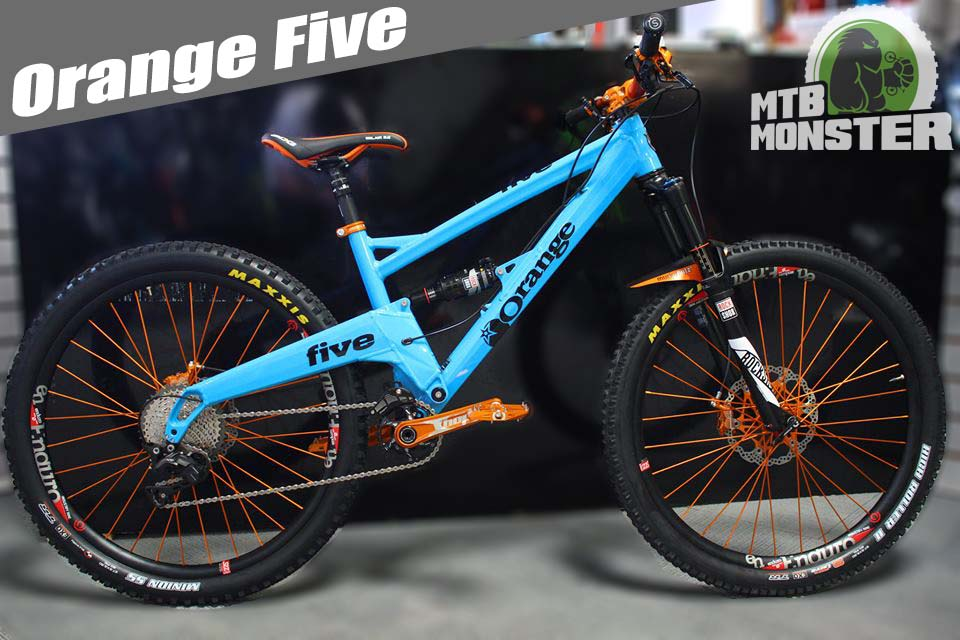 Orange Five Custom Build