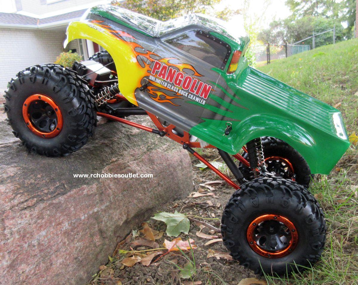 Rock Crawlers 4x4 : Rc rock crawler truck scale g rtr wd