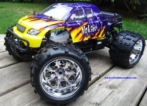RC Nitro gas truck Nokier