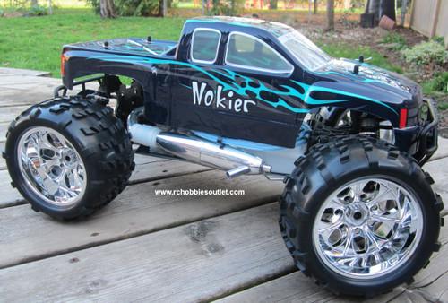 RC Nitro truck 1/8 Scale Nokier