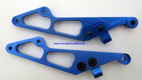 081044 Aluminum Wing Stay HSP 1/8 upgrade Part