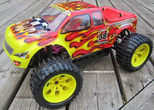 RC Truck electric