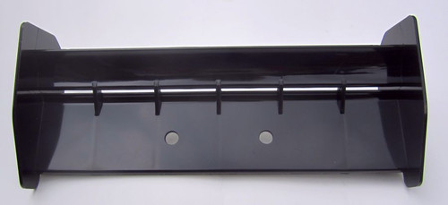 85737  RC Buggy 1/8 Scale Spoiler Rear Wing Black