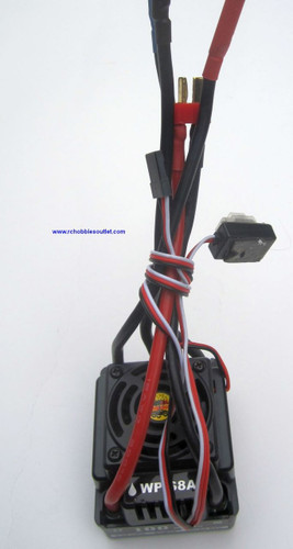 13308 Waterproof 100 AMP Brushless ESC HOBBYWING