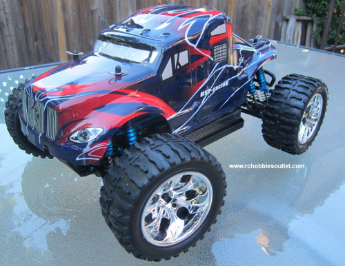 RC Truck brushless electric Top2 version