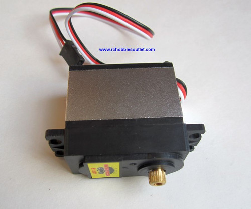 E1501 Steering Servo 15KG Metal Geared for  1/8 Scale  83015