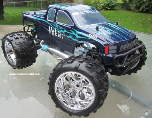 RC Nitro Truck  1/8 scale